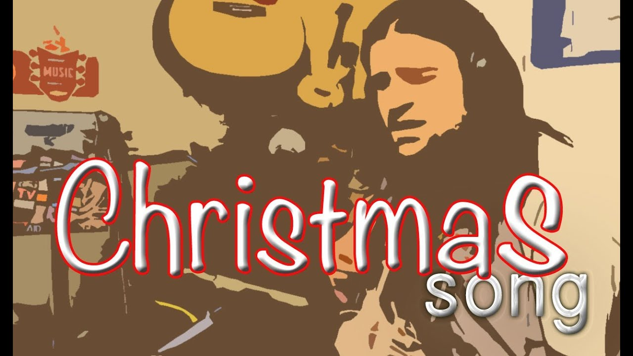 Christmas Song - Dave Matthews Band - Cover by Dustin Prinz - YouTube