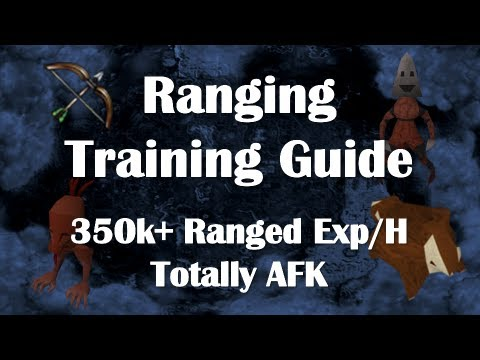 Range Training Guide: Abyss Chinning | 350k+ Ranged Exp/H AFK EoC Runescape by Idk Whats Rc