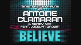 Antoine Clamaran - Believe (radio edit)