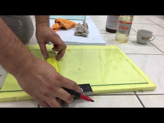 Ремонт аквариума своими руками