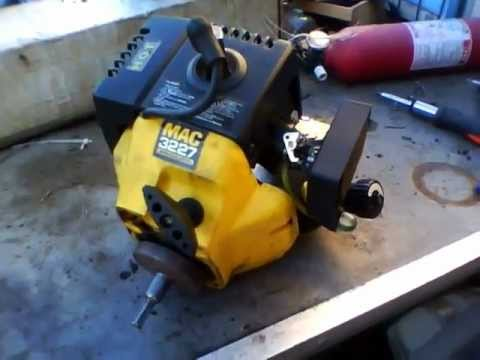How To Remove The Clutch On The MAC 3227 By Alec Ulm S Busted Knuckles