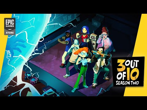 3 out of 10 Season Two: AVAILABLE NOW