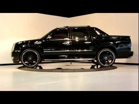 2010 Cadillac Escalade Ext Youtube