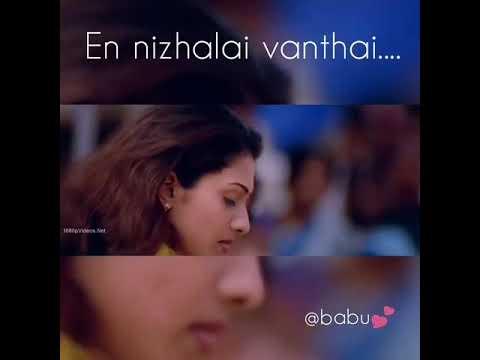 En Nizhalai vanthai..| trend boss😎| chocolate Tamil movie