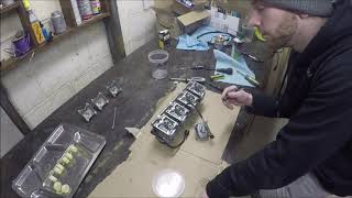 GSF600 - Carburetor cleaning and float heights