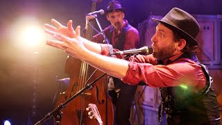 Teaser Harisson Swing (Live Centre Culturel Athéna)