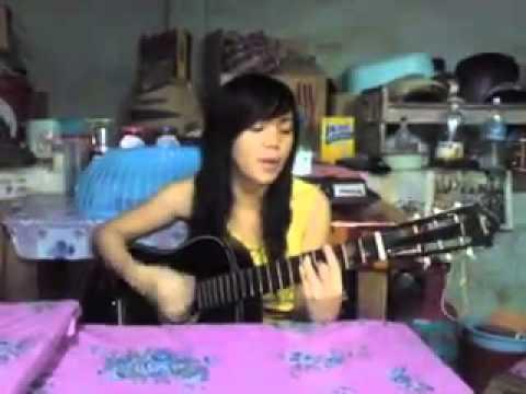 merdu gadis cantik nyanyi lagu yelse - doa suci