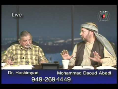 clip6 of 8 Daoud Abedi interview with Dr. Hashemeyan, Hezb-e-Islami Afghanistan Gulbudin Hekmatyar