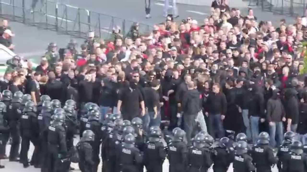 Bda Nürnberg derby fürth nürnberg gästeeingang vermummt