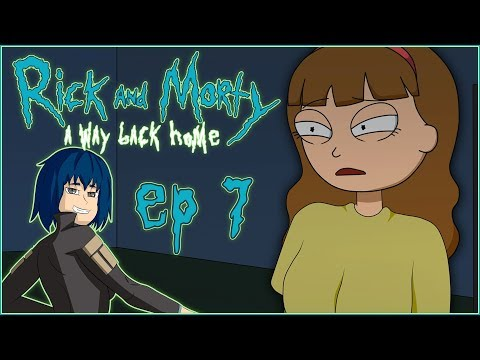 Rick and Morty: A Way Back Home | Ep.7 - Pickle Morty!