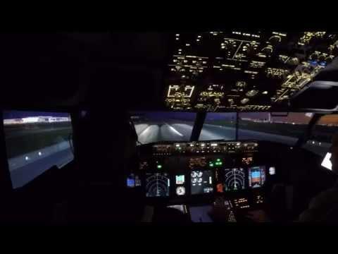 737-800 Simulator, Adelaide (YPAD) to Melbourne (YMML)