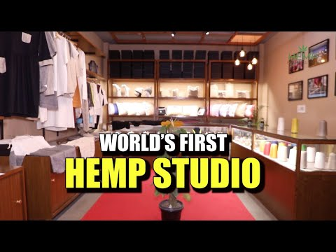 World's First Hemp Studio |  Women Empowerment | Hemp Product Wholesale | Hemp fabric Wholesale