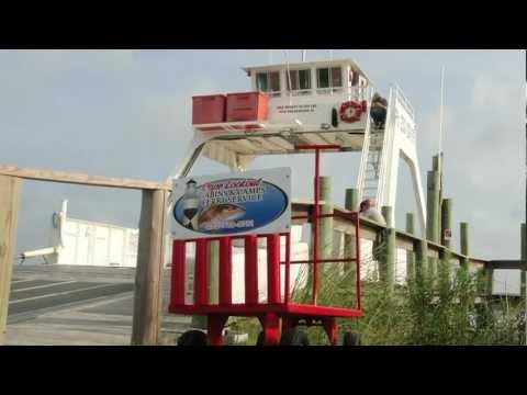 Vehicle Ferry Service, Davis NC | Davis Shore Truck Ferry