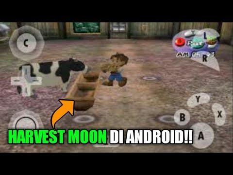 CARA DOWNLOAD GAME HARVEST MOON A WONDERFUL LIFE DI ANDROID!! - Tutorial