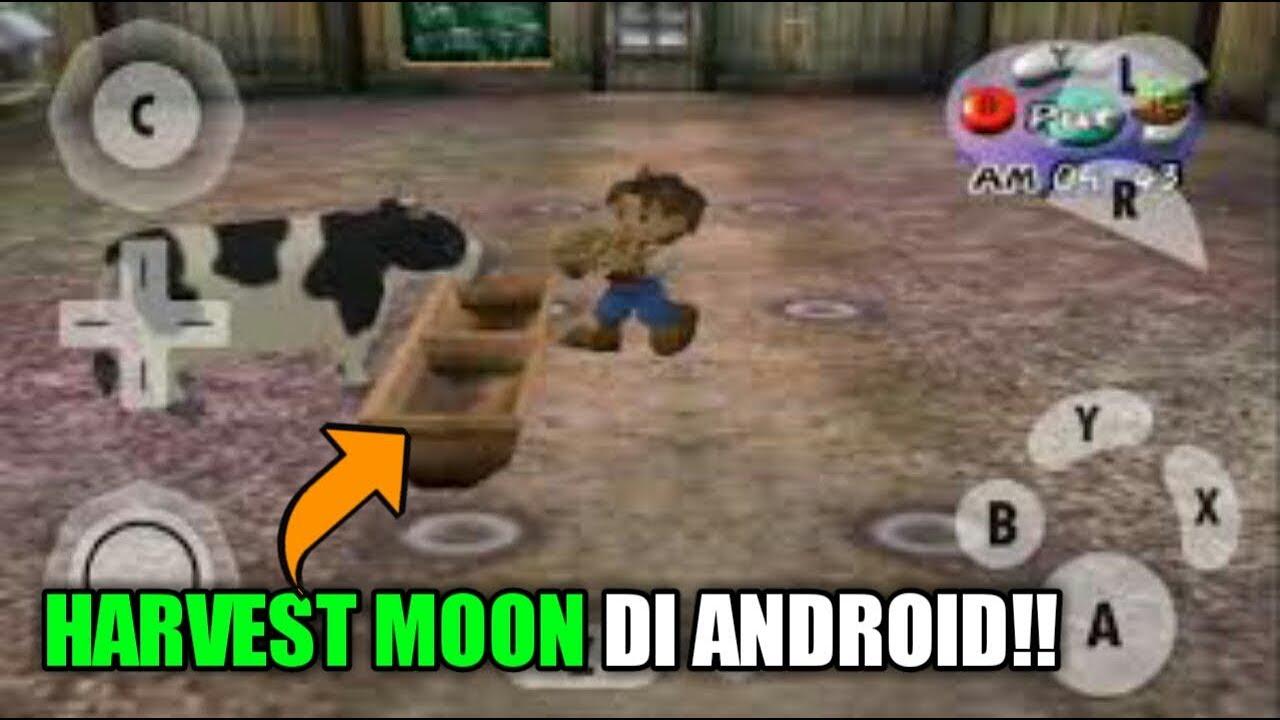 cara harvest moon a wonderful life android apk