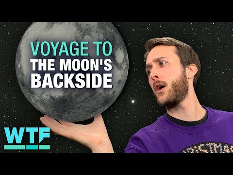 Chinas voyage to the far side of the moon | What The Future