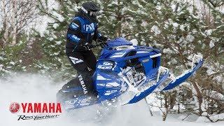 2019 Yamaha Sidewinder X-TX LE Snowmobile Highlights