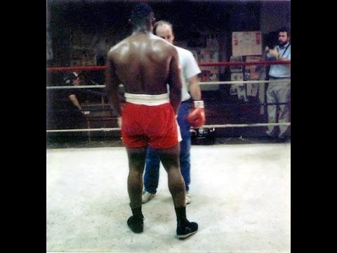 Mike Tyson Shadow Boxing