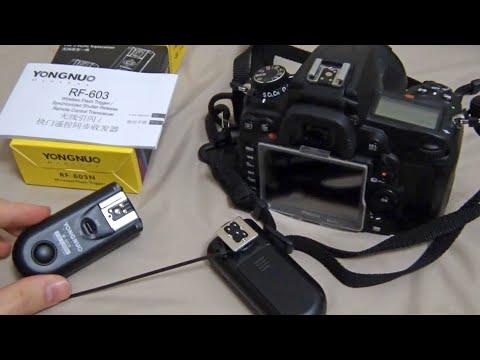 Yongnuo RF-603N Camera Hotshoe Mod DIY