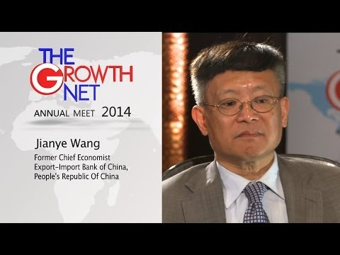 Jianye Wang, Former Chief Economist, Export-Import Bank of China, People's Republic of China