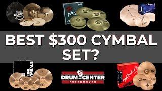 The Best Beginner Cymbal Sets Around $300