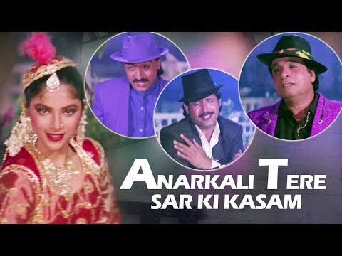 Anarkali Tere Sar Ki Kasam - Bollywood Item Songs | Sonam | Do Matwale