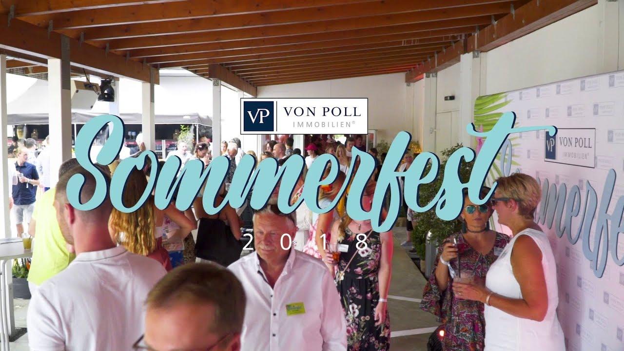 VON POLL IMMOBILIEN: Sommerfest 2018