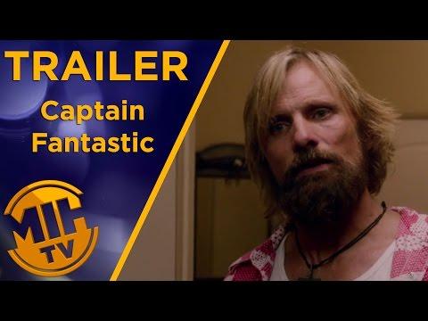 Captain Fantastic trailer with Viggo Mortensen
