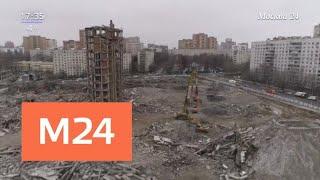 Что будет на месте Ховринской больницы - Москва 24