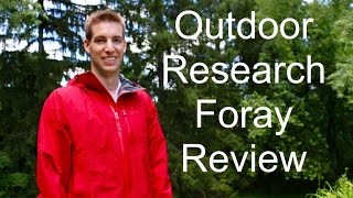 Outdoor Research Foray Review