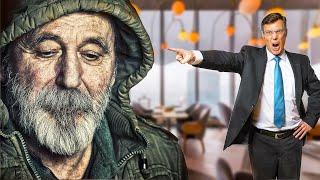 Хозяин приходил в свои рестораны, притворяясь бездомным. То как его встречали, заставило его плакать