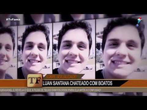 Luan Santana - Entrevista para o TV Fama - 0512