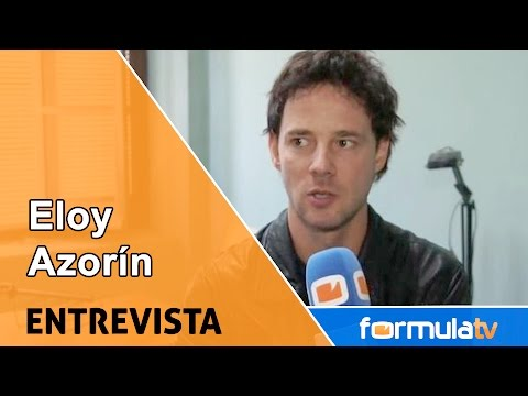 Eloy Azorín: