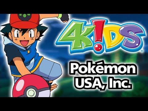 Pokémon: A Tale Of Two Dubs (4Kids Vs. TPCi) - TheCartoonGamer