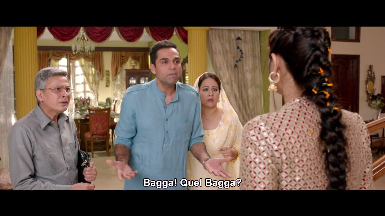 Happy Bhag Jayegi (VOST) - Bande Annonce