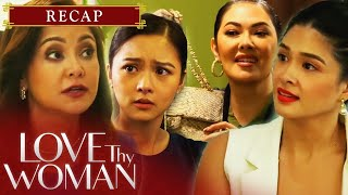 Lucy and Dana are desperate to get their rightful inheritance | Love Thy Woman Recap (With Eng Subs)