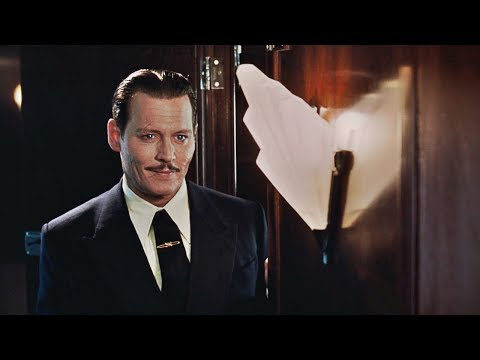 'Murder on the Orient Express' Official Trailer (2017) | Johnny Depp