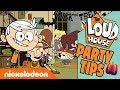 - The Loud House Halloween Party Guide 🎃 | Nick