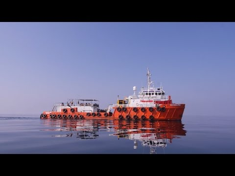 Floating Arsenals Battle Pirates on High Seas