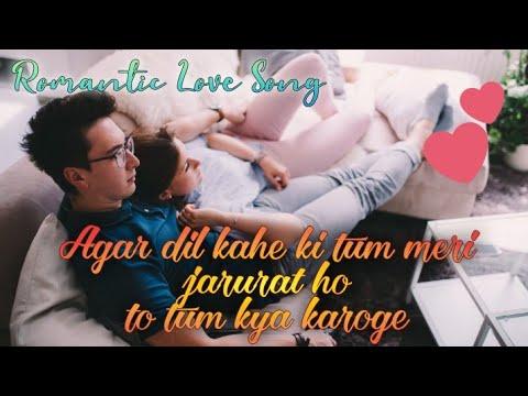 Agar Dil Kahe Ke-Lyrics Song