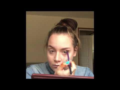 Maquillage de noël