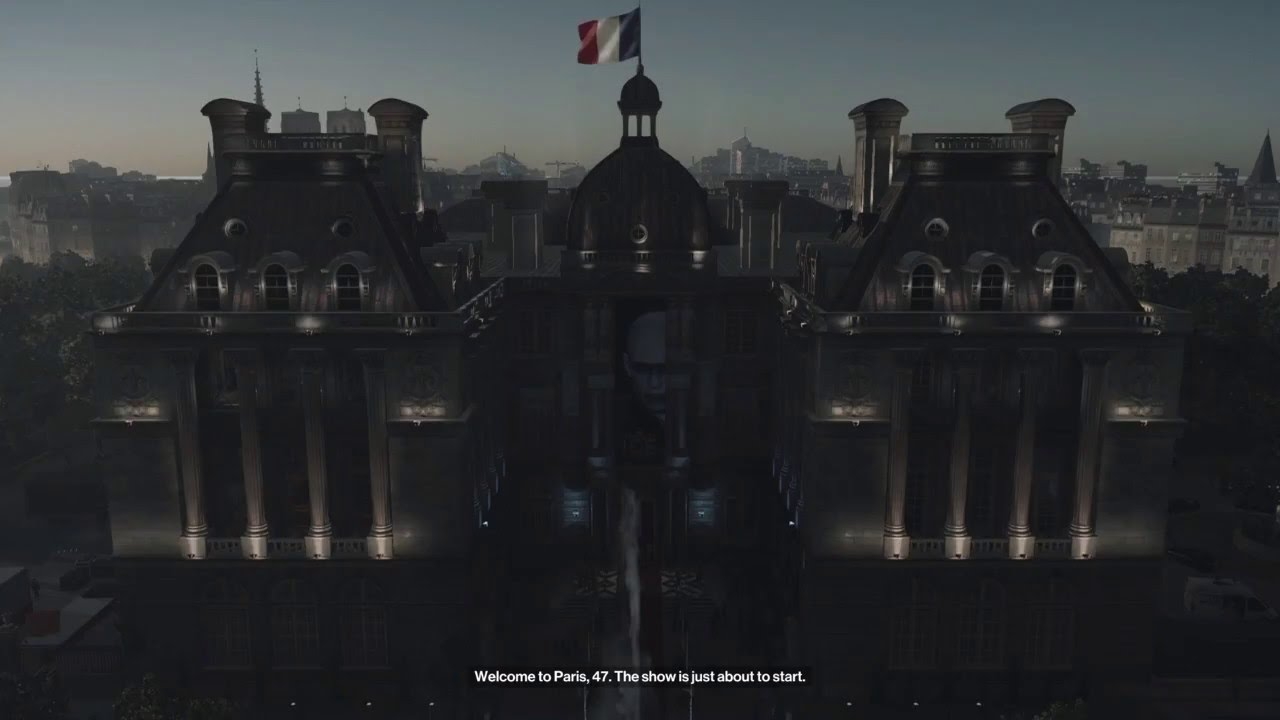 Hitman 2016 Paris The Showstopper Suit Only Silent Assassin