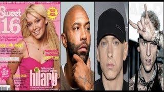 Hypocritical Rap god fans~Joe Budden Responds To Eminem + EM confirms new MGK diss track