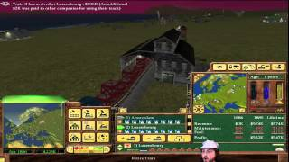 Railroad Tycoon 3 - European Tycoon! #1 [1.06 Fanpatch]