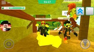 Mein erstes Video von Roblox (Roblox: Disaster Island)