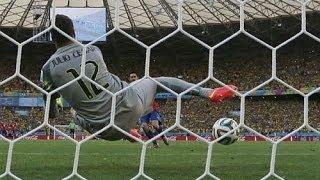 Brezilya 1-7 Almanya Maçın Geniş Özeti İzle (World Cup 2014)
