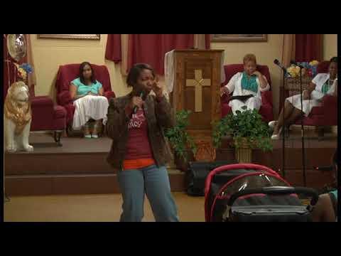 "Pastor Tracy Washington Presents Christian Comedian ""Small fire""."