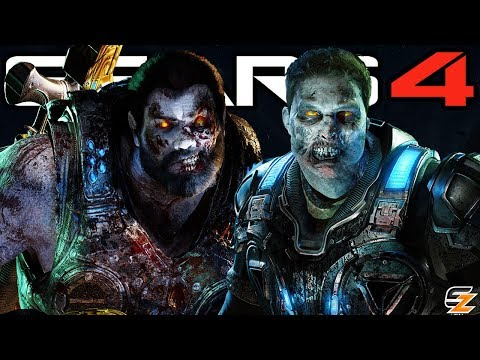 Gears of War 4 - Exclusive Characters in New Series 3 Content!