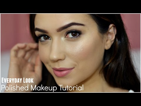 Polished Glowing Makeup Tutorial | TheMakeupChair