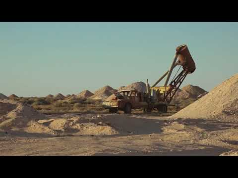 Postcard from coober pedy